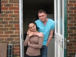 Mum & John x