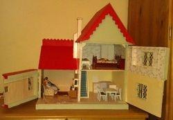 Tudor Cottage inside