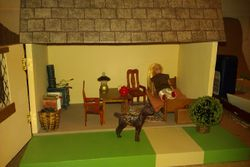 More furnishings