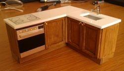 New kitchen units