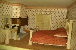 Tudor Lodge bedroom 1 furnished