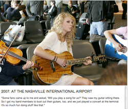 Nashville International airport performance 2