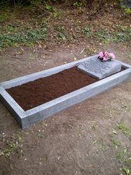 Karin grey granite honed