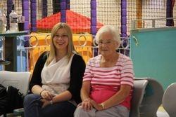 Amanda and Granny J