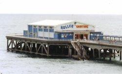 Mermaid, Boscombe Pier