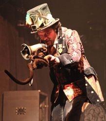 Gear Box: Steampunk Burlesque, Toronto 2012.