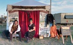 Wunderkammer at Steam Era, Milton, ON 2012.
