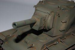 Voorkant turret