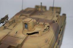 Linkerkant turret