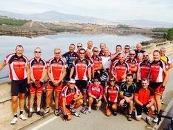 B ride at Santomera Reservoir Sun 12.10.14