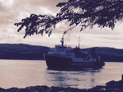 MV Hebridean Isles @ Port Askaig, Islay