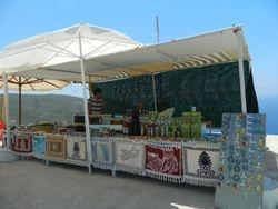 Wee roadside stall.