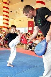Teakwondo prikaz