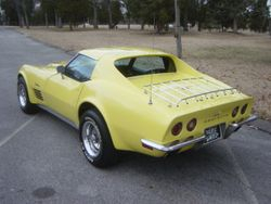 Mike & Sue Van Buer's 1970 T-top