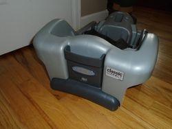 Graco SnugRide Classic Connect 30 Infant Car Seat Base - $20