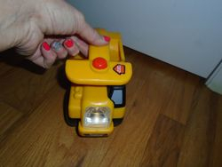 CAT Flash Light & Night Light - Dump Truck - $9