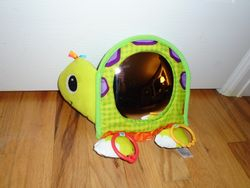 Infantino Discover and Play Activity Mirror - $10