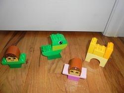 Lego Duplo A Fairy Tale (10559) - $8
