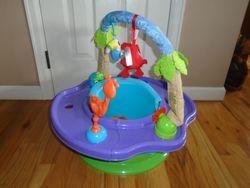 Summer Infant Deluxe Super Seat Wild Safari - $30