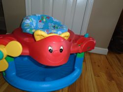 Evenflo Airplane Exersaucer - $25
