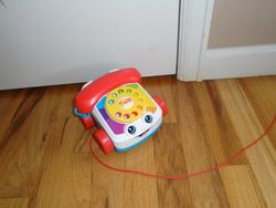 Fisher Price Chatter Telephone - $5