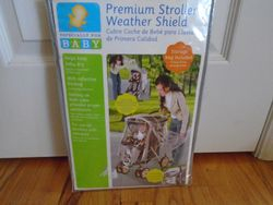 Babies R Us Premium Stroller Weather Shield- BNIB - $9