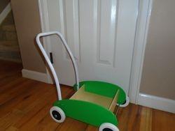 IKEA Mula Toddle Walker Wagon - $12