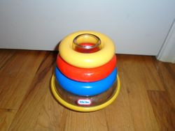 Little Tikes Rocking Stacker - $5