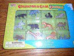 Jungle Animal Safari Set - $5