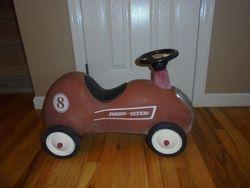 Radio Flyer Little Red Roadster - $40