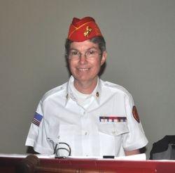 2016 New Commandant