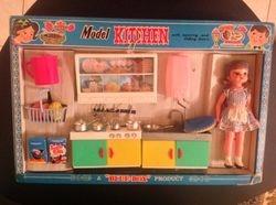 Blue box Kitchen Set