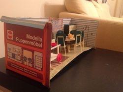 Modella Dinning room set side 70's
