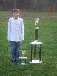 2009 Rookie Purple Points Award