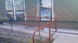 Start of job Maple Ridge Airport