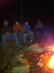 YawPaw fire Night 1