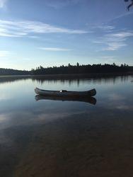 A Bear canoe