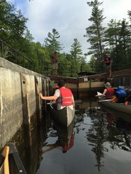 Mid Saranac Locks