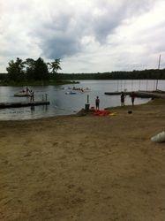 Andrew Paddleless Kayak
