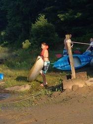 Sahmet the Kayak master