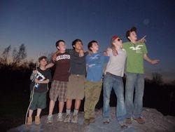 Night Hike 4/09