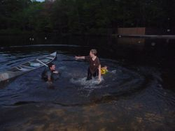 Canoe Mtg2 5/09