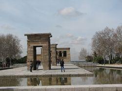 Debod - egipatski hram