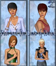 The come back of Pixie and the Diva's of Denial