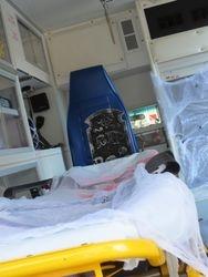 The AMS Ambulance with Goolish Decor