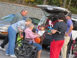 Agape Lexington Residents and their families