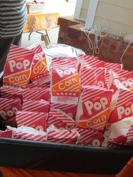 Fresh Hot Popcorn!