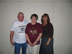 John David Hines, Donna Hines and Janeece Coulter