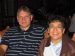 David and Sara Razo Saldana