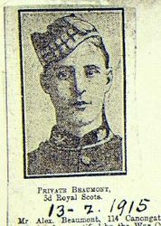 Pte Beaumont
